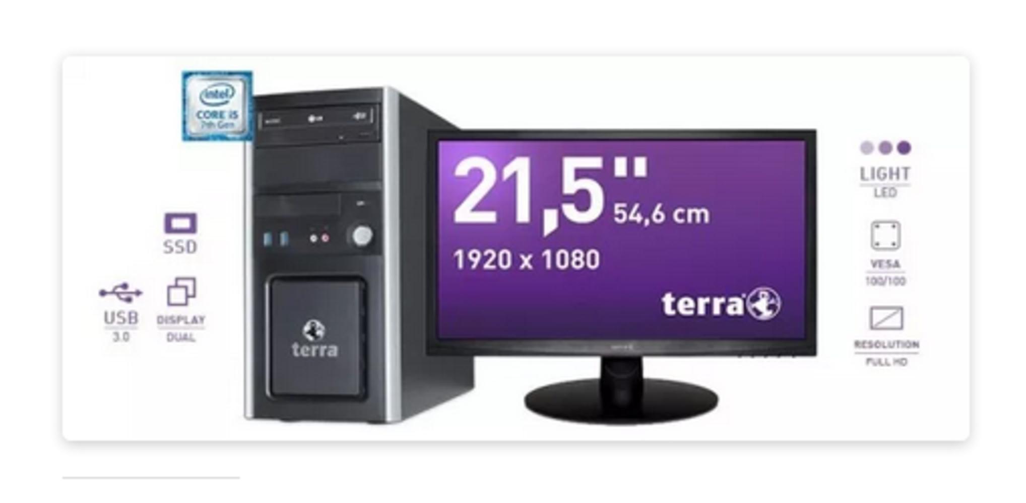 Promotion PC TERRA PC-BUSINESS Côtes d''Armor 0